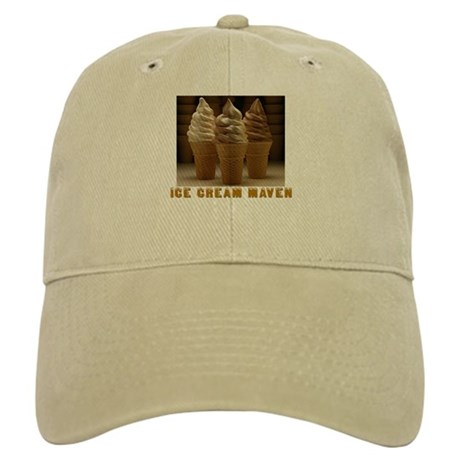 ICE CREAM MAVEN Cap