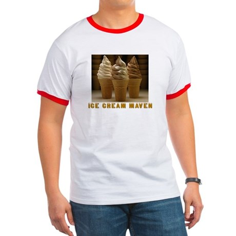 ICE CREAM MAVEN Ringer T