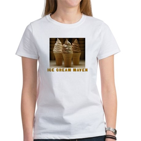 ICE CREAM MAVEN Women's T-Shirt