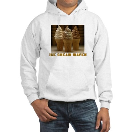 ICE CREAM MAVEN Hooded Sweatshirt