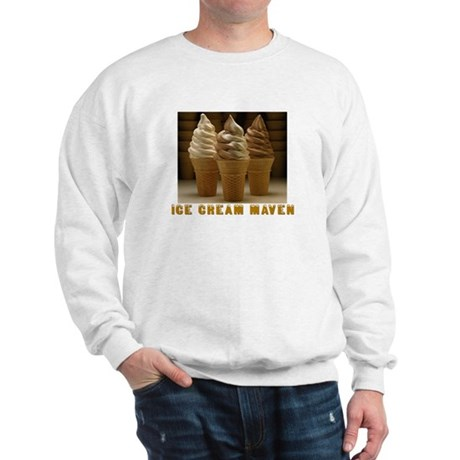 ICE CREAM MAVEN Sweatshirt
