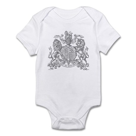 UNICORN CREST Infant Bodysuit