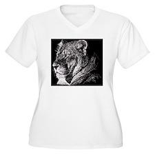 Unique Lioness T-Shirt