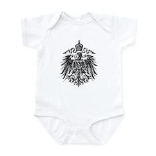 VINTAGE CRESTS Infant Bodysuit