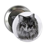 Long-Haired Gray Cat 2.25