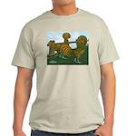 Golden Polish Chickens Light T-Shirt