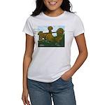 Golden Polish Chickens Women's T-Shirt
