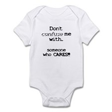 Someone who cares Infant Bodysuit