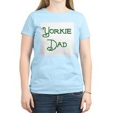 Yorkie Dad 16 T-Shirt