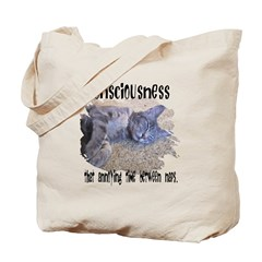 Consciousness Is Tote Bag