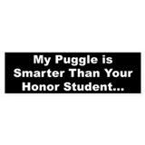 My puggle is smarter than your Honor Student