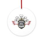 Alta Ornament (round)