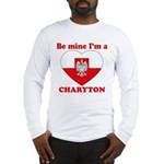 Charyton, Valentine's Day Long Sleeve T-Shirt