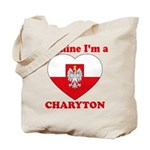 Charyton, Valentine's Day Tote Bag