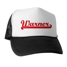 Warner (retro-sport-red) Trucker Hat
