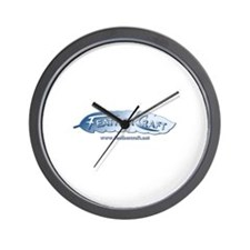 Unique Blues Wall Clock