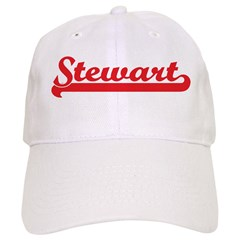 Stewart (retro-sport-red) Cap
