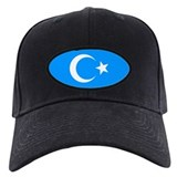 Baseball Hat (Uyghur Flag)