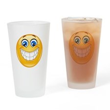 SMILE Drinking Glass