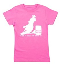 Unique Funny cowgirl Girl's Tee