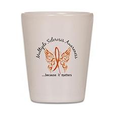 MS Butterfly 6.1 Shot Glass