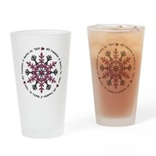 Exclusive 2014 Holiday APSFA Orname Drinking Glass