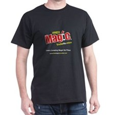 FreeMagicTricks4u.com T-Shirt