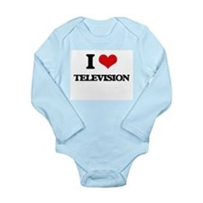 I love Television Body Suit