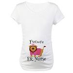 Future ER Nurse Maternity T-Shirt