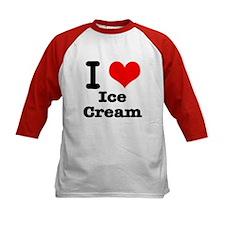 I Heart (Love) Ice Cream Tee