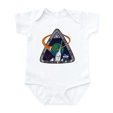 USAF EFT-1 Logo Infant Bodysuit