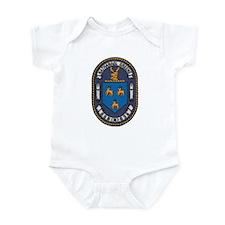 USS NATHANAEL GREENE Infant Bodysuit