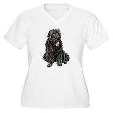 Newfoundland Plus Size T-Shirt