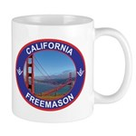 The California Freemason Mug
