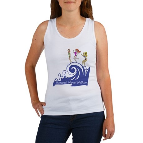 Tsunami Wave Walkers Women's Tank Top