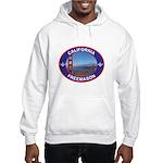 The California Freemason Hooded Sweatshirt