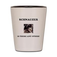 SCHNAUZER ANY OTHER 2 Shot Glass