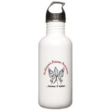 Parkinson's Butterfly Water Bottle
