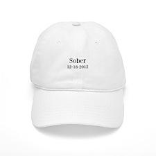 Personalizable Sober Baseball Baseball Cap