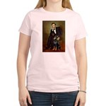 Lincoln's Doberman Women's Light T-Shirt