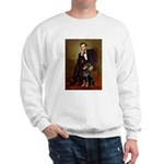 Lincoln's Doberman Sweatshirt