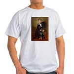 Lincoln's Doberman Light T-Shirt