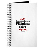 Everyone loves a Filipina girl Journal