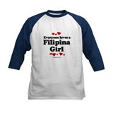 Everyone loves a Filipina girl Tee