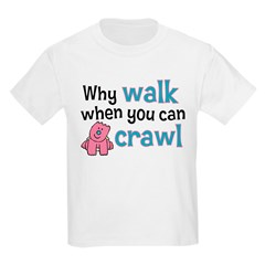 Why Walk Kids Light T-Shirt