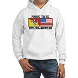 Sicilian American Hoodie