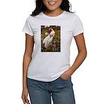 Windflowers / Dobie (#8) Women's T-Shirt