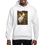 Windflowers / Dobie (#8) Hooded Sweatshirt