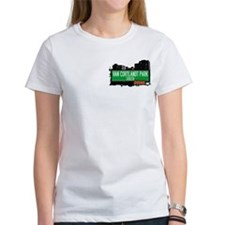 Van Cortlandt Park South, Bronx, NYC Tee