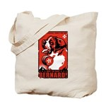 Obey the SAINT BERNARD! Tote Bag